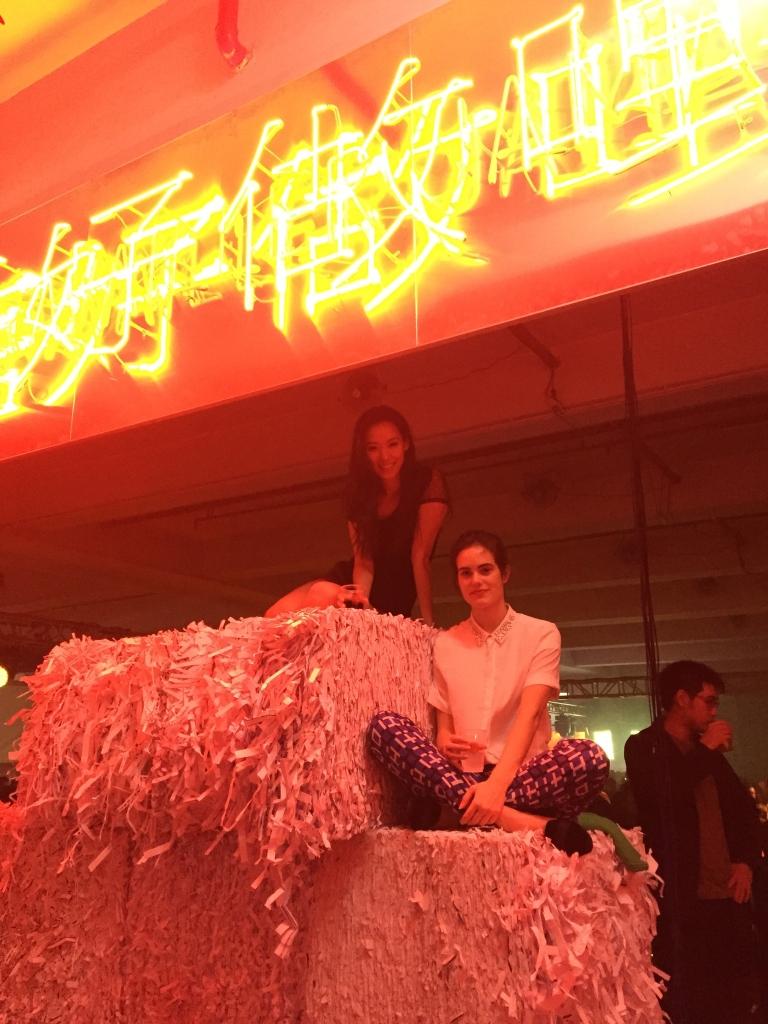 Chai Wan Mei Nites party