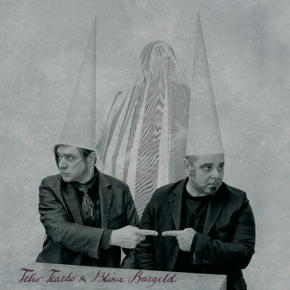 Blixa Bargeld and Teho Teardo in Hong Kong