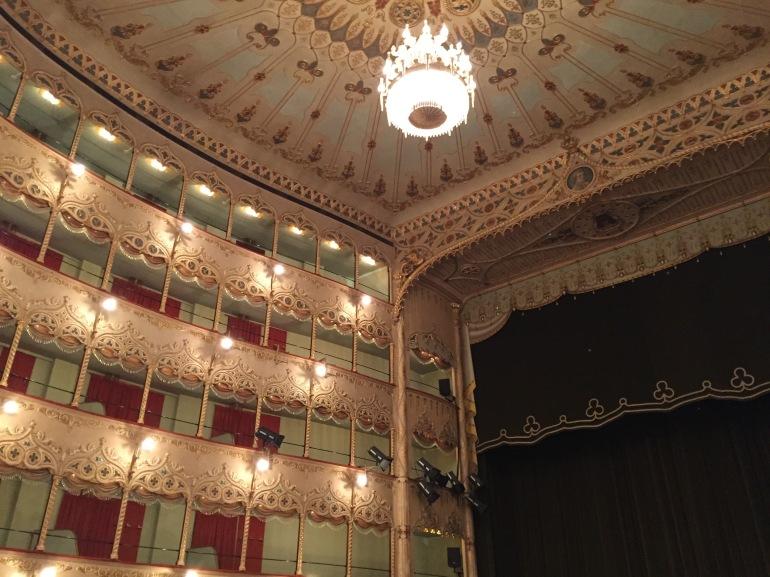 Teatro Goldoni, Venice