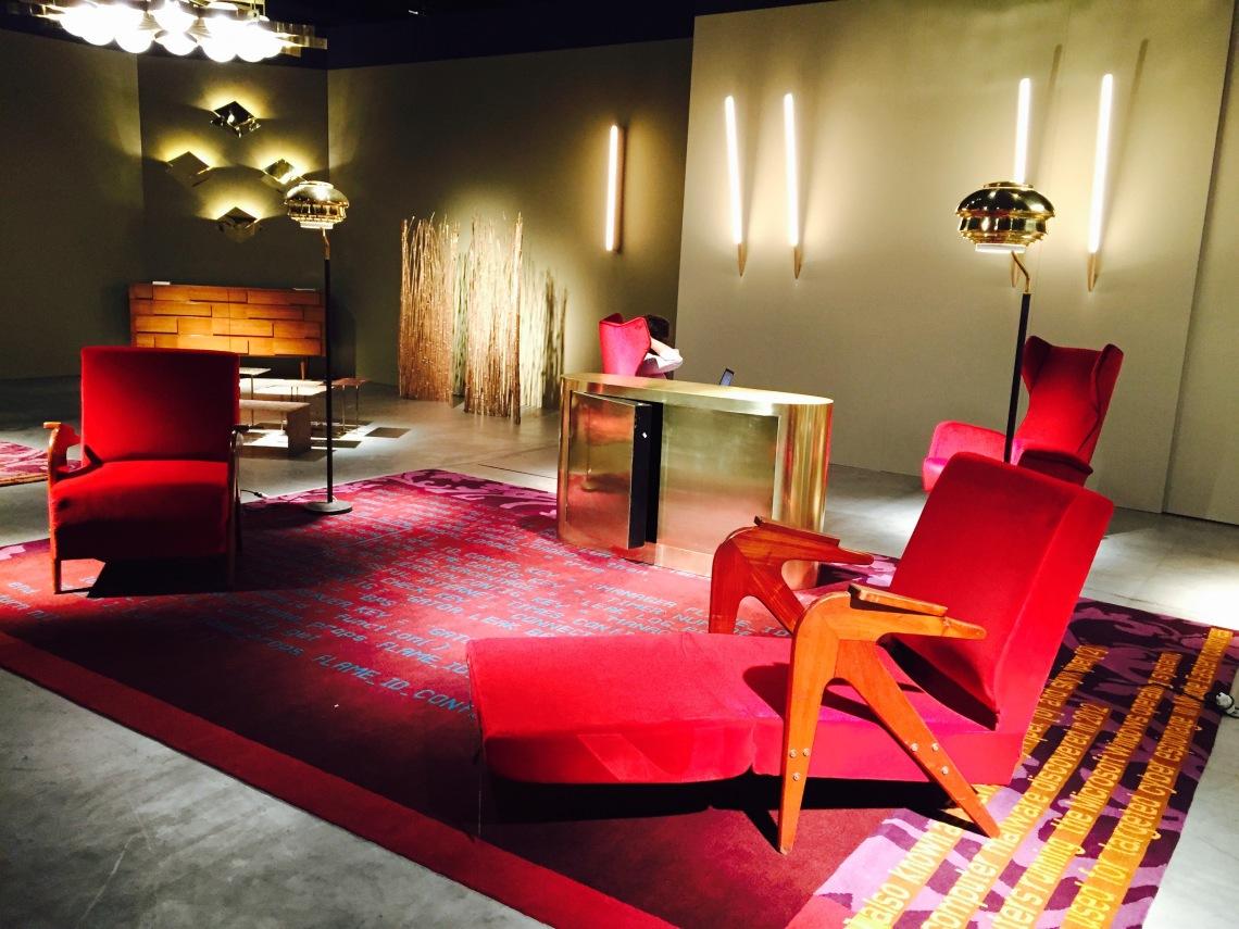 Nilufar at Design Miami