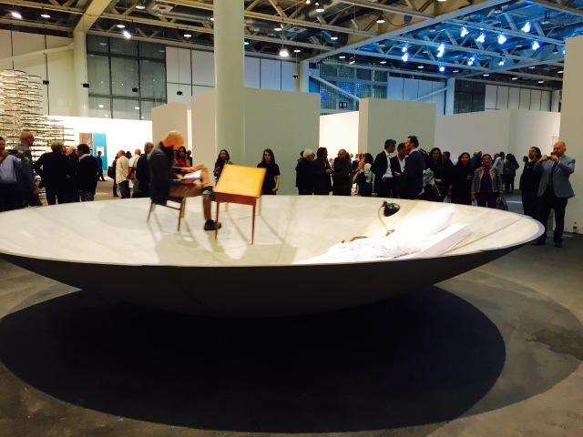 Julius von Bismarck, 'Egocentric System', 2015, Art Basel Unlimited.