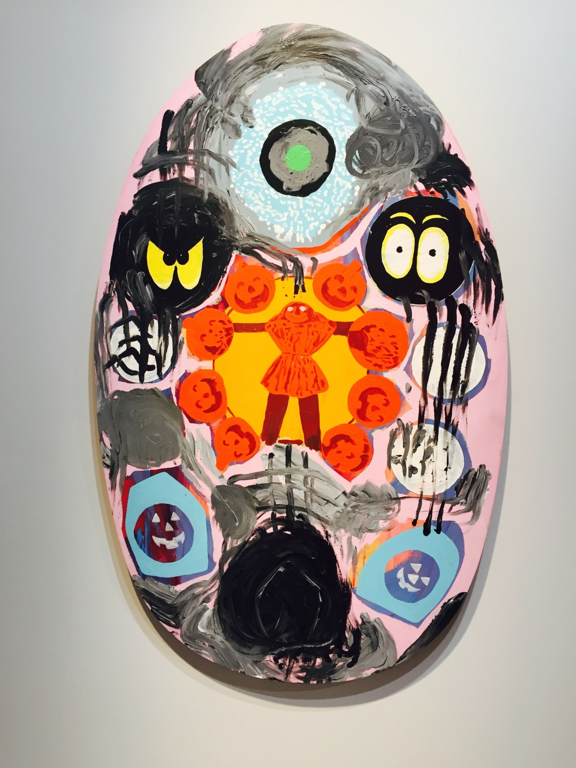 Mike Kelley, 'The Thirteen Seasons (Heavy on the Winter); #6; Fall', 1994, at Skarstedt Gallery. Art Basel 2015.