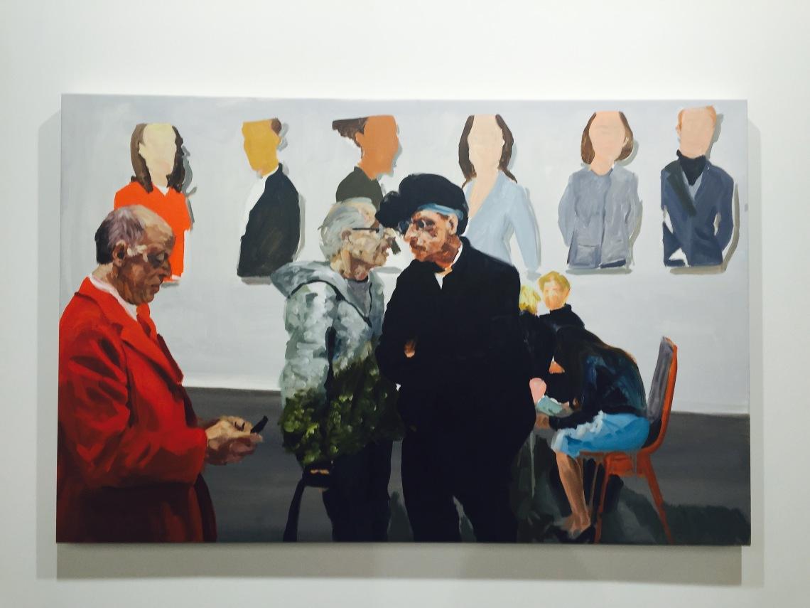 Eric Fischl, 'Art Fair Series: The Cat's Meow', 2015, Richard Gray Gallery. Art Basel 2015