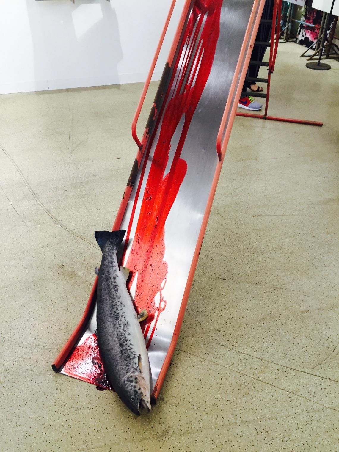 Aldo Mondino, 'Scivolo (Slide)', 1968. Art Basel 2015