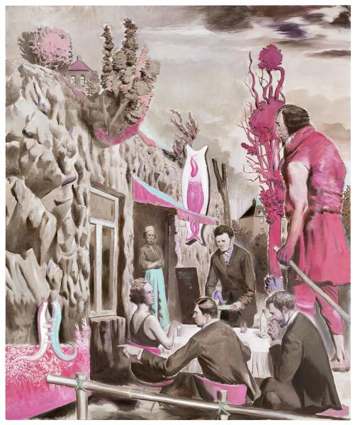 'Der Felsenwirt', 2014