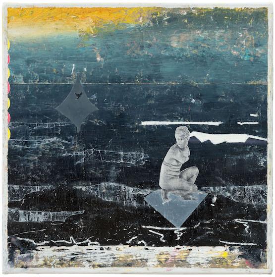 'Seestück' (Seascape), 2015. Courtesy the artist and Lehmann Maupin, New York and Hong Kong