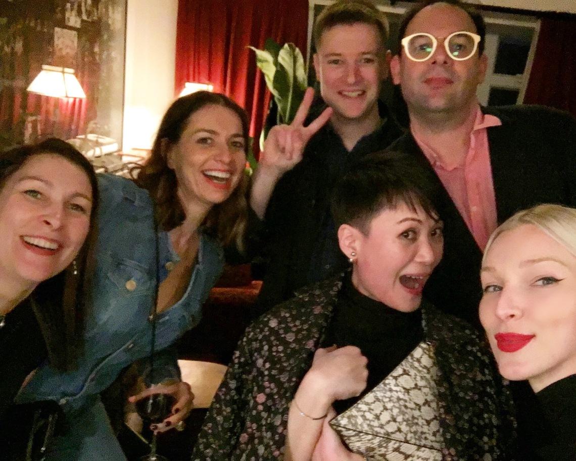 Basel tov! Erica SPiegler; Yana Peel; Simon Denny; Tobias Berger; Adeline Ooi, Diana d'Arenberg