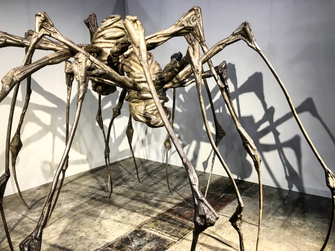 Louise Bourgeois at Hauser and Wirth