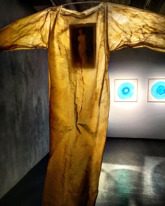Mariana Hahn at the Mills gallery