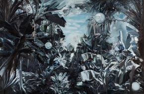 Review: Wang Zhibo at Edouard MalingueGallery