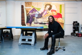 A Conversation with Mickalene Thomas