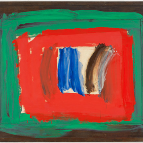 Howard Hodgkin: Painting from Memory